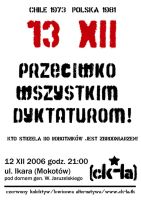 Against all dictatorships by 13VAK