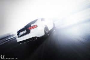 audI A5 ABT - speeding back by dejz0r