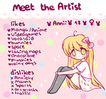 Meet The Artist by Anniichu