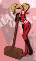 Harley Quinn by Famosity