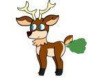 Rudolph Fart by ASCToons