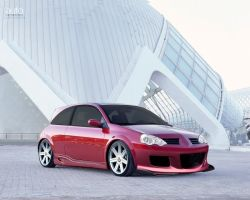 Megane RSX by Brycey
