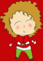 Merry Christmas with Ray Toro! by chemicalkid101