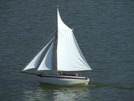 Sailing boat by panthera-lee