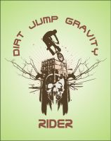 Dirt Jump Gravity Rider by netkids