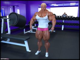 Phil Heath Buster by Tigersan