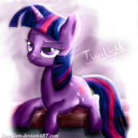 Twilight Is Not Amused... by SuneGem