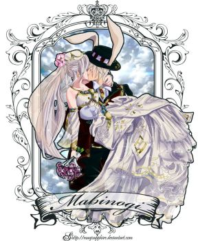 Mabinogi Wedding again by magisapphire
