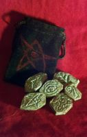 Eldritch Runes by JasonMcKittrick