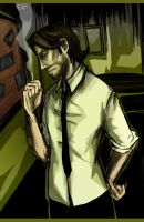 The Wolf Among Us: Bigby by Dekst0