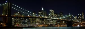 Brooklyn Bridge II by Koloski