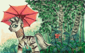 Zecora by ChocolateSun
