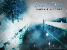 Silent Hill Shattered Memories by janemk