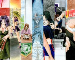 7 Deadly Sins...leisure time? by Linake