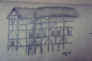 Shakespeare's Globe Theatre by Ivyti