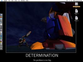 TF: BM Motivational Desktop by shiribot