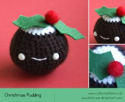 Christmas Pudding by Keito-San