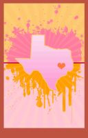 My Heart's in Texas by Bloody-Lover
