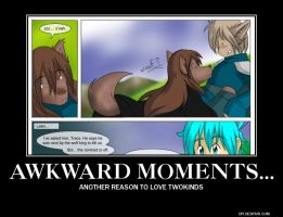 My TwoKinds Motivational Poster 3 by Meowmeowmeow21