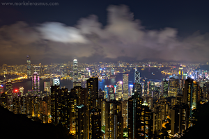 Hong Kong Nights by MorkelErasmus