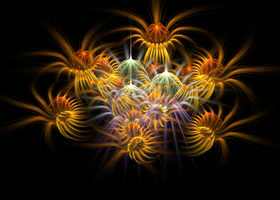 light bouquet by Andrea1981G