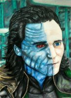 Loki Laufeyson - What am I ? by Victoria-Creed