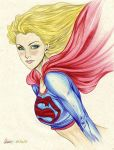 Super Girl by carldraw