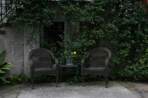 Outdoor Sitting Area 0001 by poeticthnkr