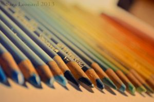 Color the Rainbow by Kari-Morano