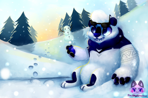 :Chilling: by PrePAWSterous