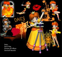 This is the Part of Daisy by DarrionX