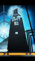 Darth Vader by hanzthebox
