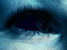 Stary eyes by causeIcanBtch