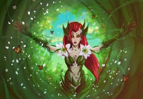 Zyra flowering by SSG21