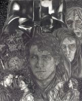 Anakin~From Boy to Dark Lord by zlgriff