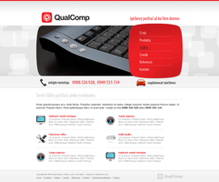 QualComp web .. by mat3jko