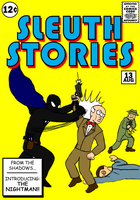 Sleuth Stories No. 13 by soryukey