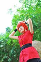 Ranma Saotome - Here I come! by nyaomeimei