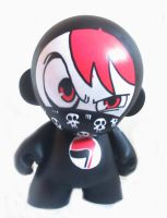 antifa toy by zerocalcare