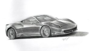 The 458 by RDDesign99
