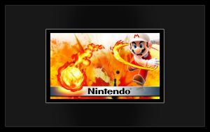 Fire Mario Design: Logo by Desidus