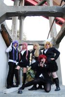 Vocaloid - Secret Police by sophie-art