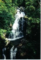 Waterfall, NH by AlmightyOracle