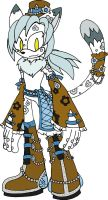 Steampunk Quade by C8LIN-The-Hedgie