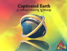 Captivated Earth Icons by klen70