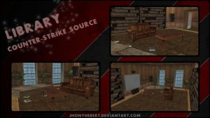 Library - Counter-Strike Source by JhonyHebert