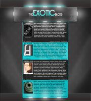 The Exotic Blog by yagosanz