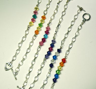 elements of harmony bracelets by ComparativeRarity