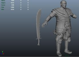 Chine Pirate Wip-1 by DeadArmour