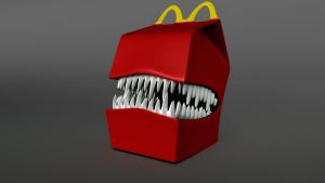 McDonald's is bad for you by tidalkraken